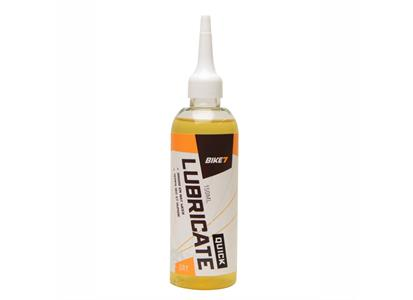 130308   Bike7 Lubricant Quick 50ml Hurtigvirkende, Smøremiddel